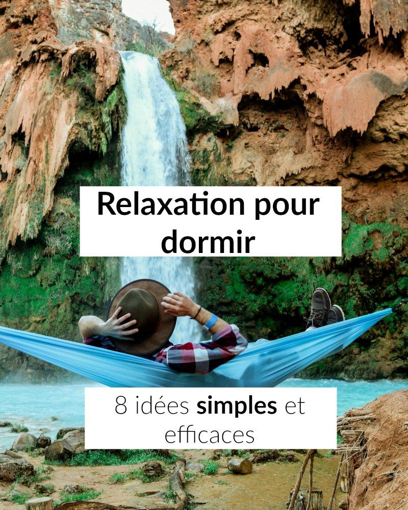relaxation pour dormir