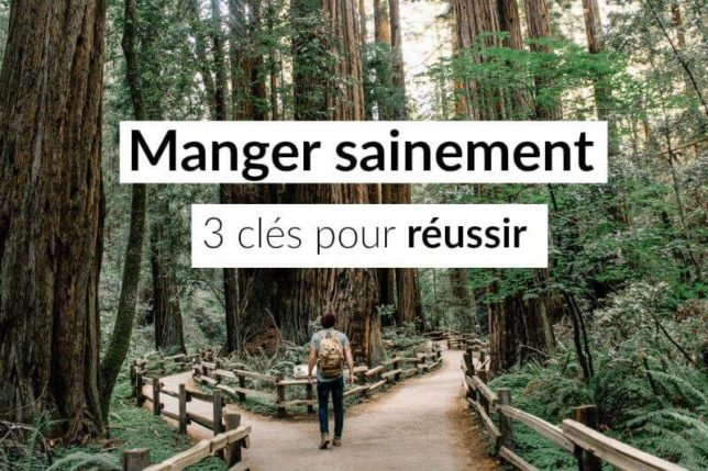 manger sainement