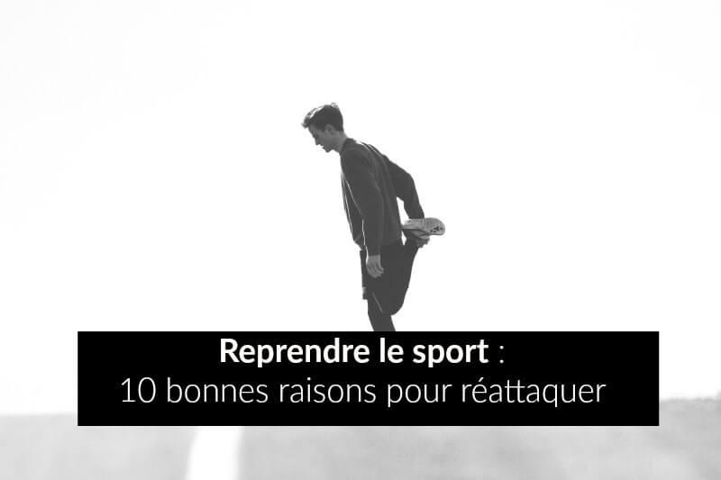 reprendre le sport 1