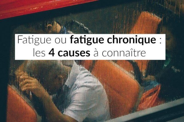 fatigue chronique
